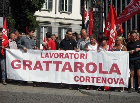 GRATTAROLA, IL DRAMMA DEI DIPENDENTI: ''L'AZIENDA SI MUOVE A  SUO PIACIMENTO''