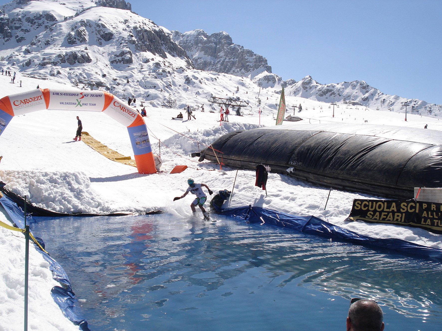Bobbio valtorta ecco i numeri finali della stagione for Piani di progettazione della piscina