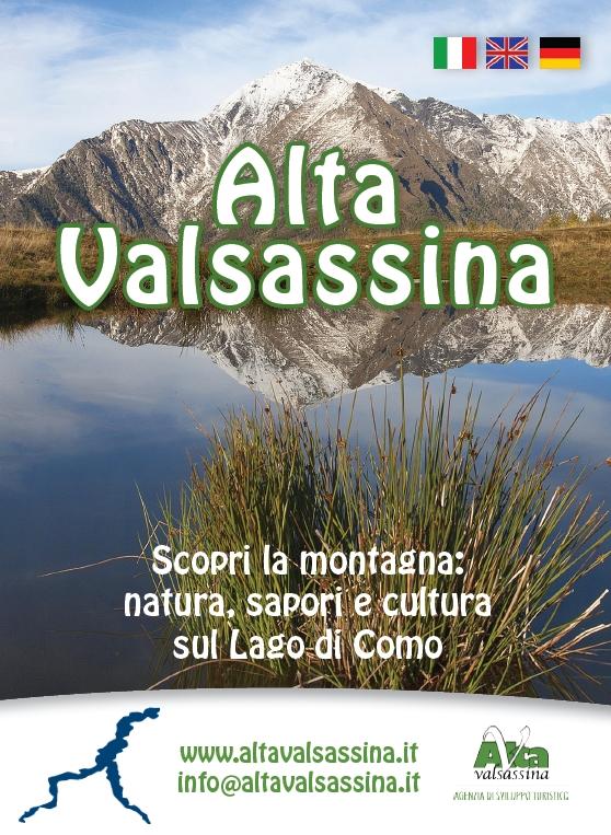 ALTA VALSASSINA: ECCO LE NUOVE BROCHURE
