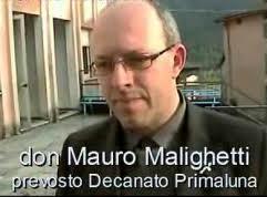 DON MAURO SALUTA I FEDELI VALSASSINESI. ''IL PRETE NON È UN BATTITORE LIBERO''