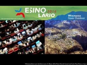 Esino-Lario-Wikimania