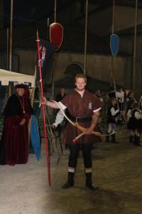 Nicola l'arciere di Barcone