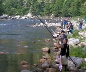 Pesca sportiva GENERICA