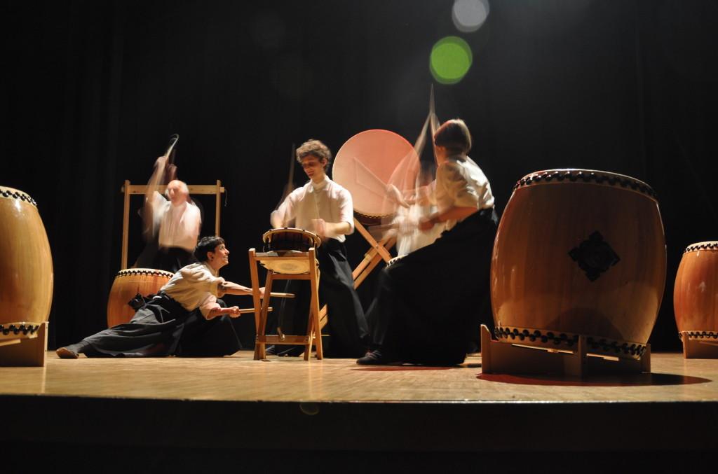 TAIKO-1 tamburi giapponesi