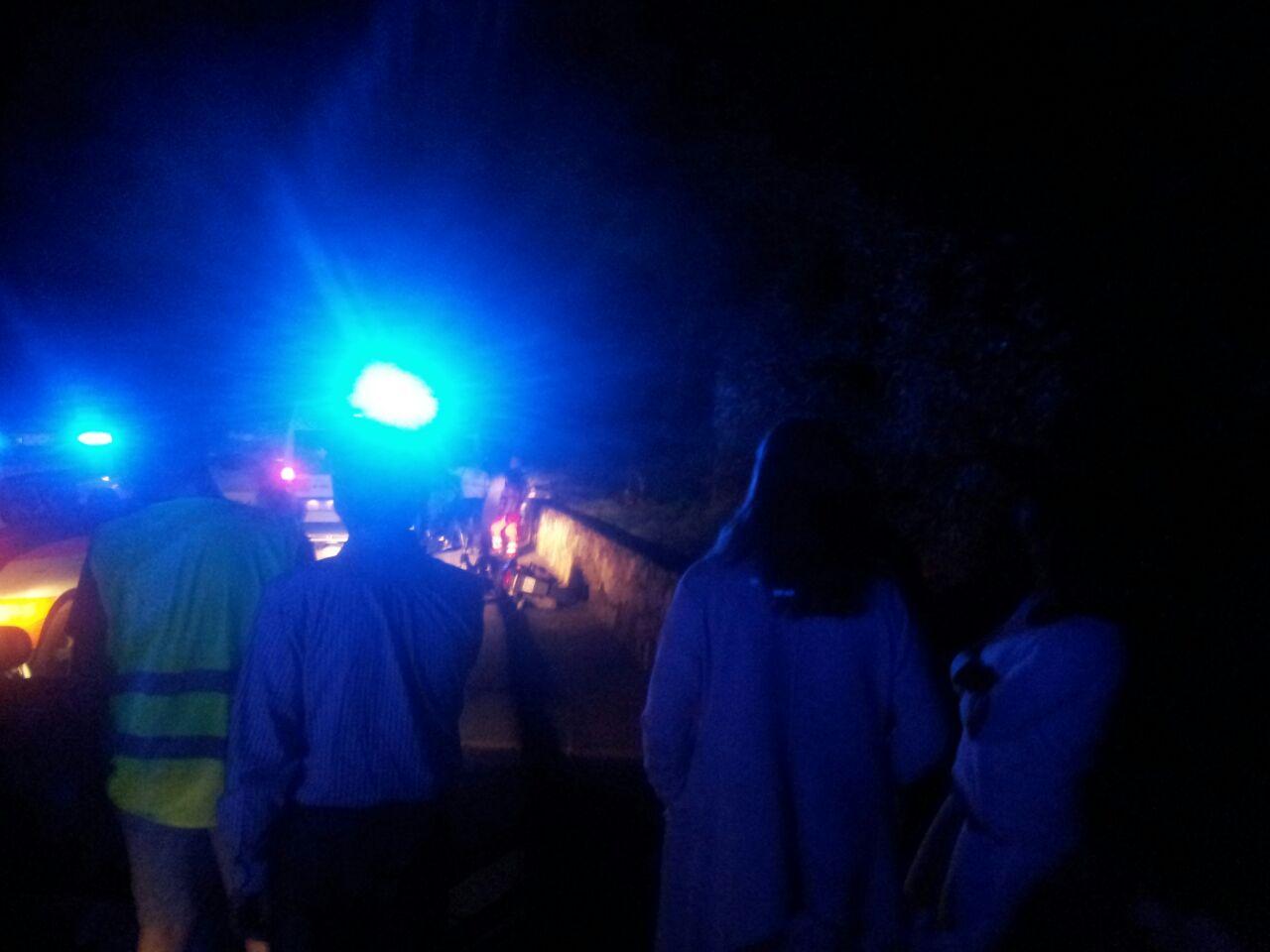 incidente moto ballabio notte