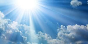 sole meteo cielo sereno