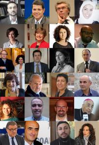 COE_Agorà del Mediterraneo_mosaico relatori