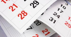 calendari generica