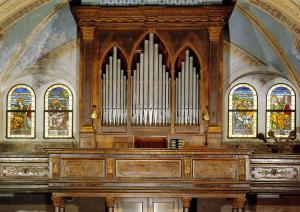 organo Margno