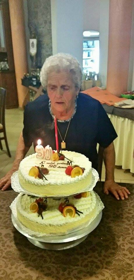 nonna compleanno