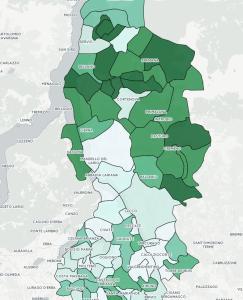 canone rai mappa evasione provincia