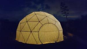 cupola geodetica disco brioschi