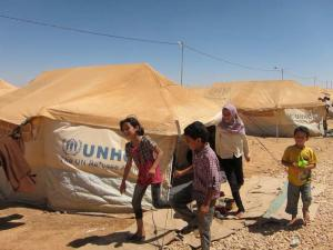 rifugiati siriani UNHCR