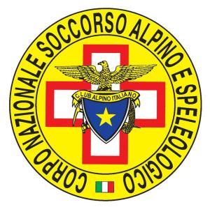 Soccorso Alpino logo CNSAS