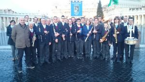 banda barzio roma san pietro 2
