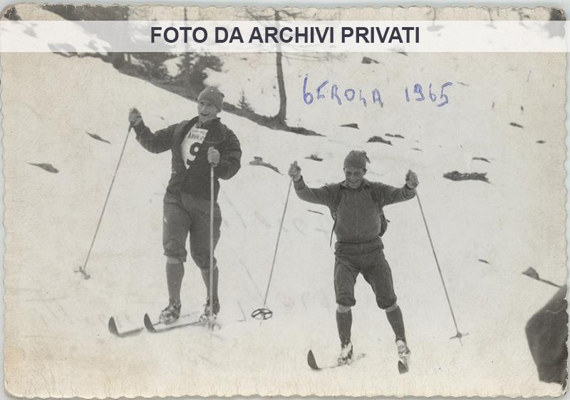 6 Gerola 25-04-1965 - Pensotti e Bonacina primi assoluti staffetta alpina