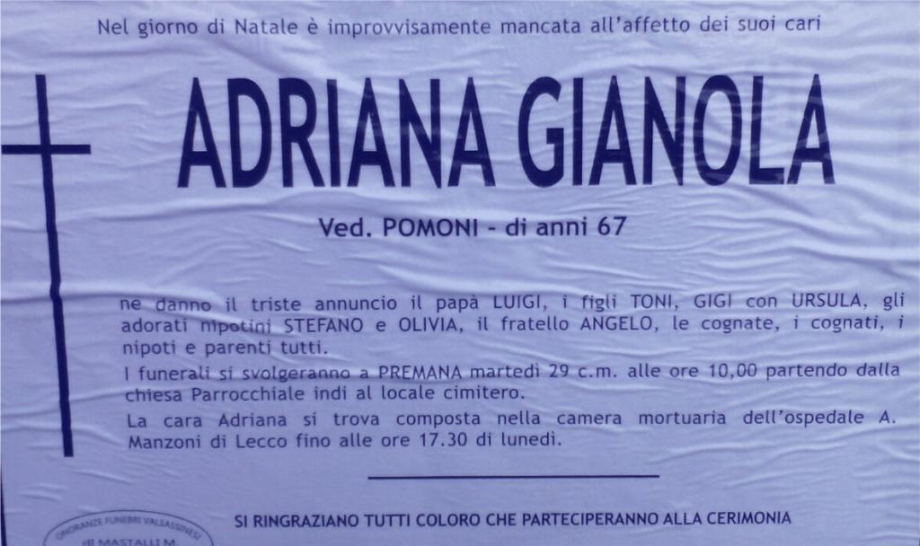 Adriana Gianola