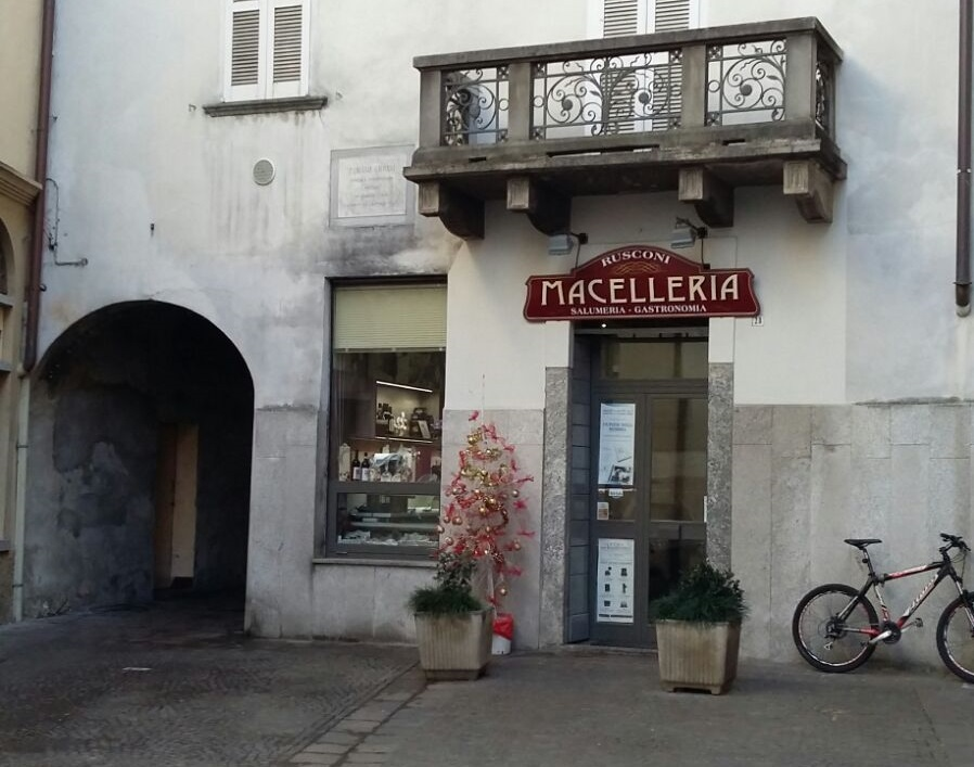 MACELLERIA RUSCONI BELLANO