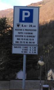 margno parcheggi