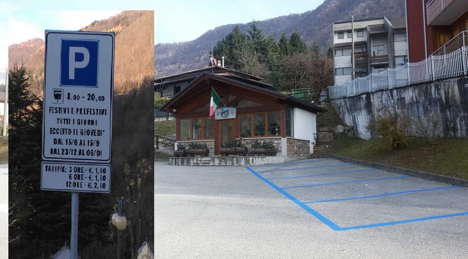 parcheggi LINEE-BLU-MARGNO