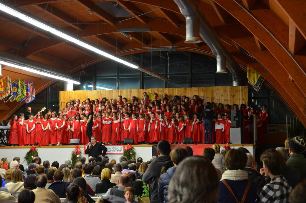 scuola cassina AMV gospel 2