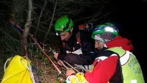 soccorso alpino CNSAS griera legnone 3