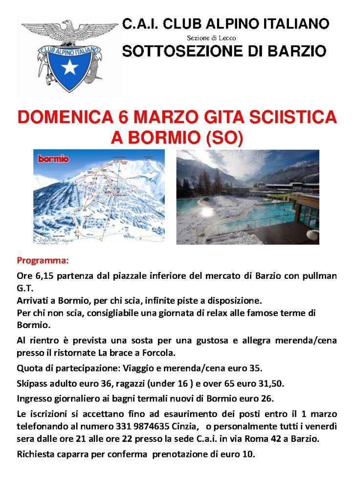 CAI BARZIO BORMIO 2016-01