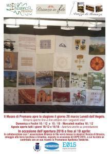 MUSEO PREMANA AFFICHE