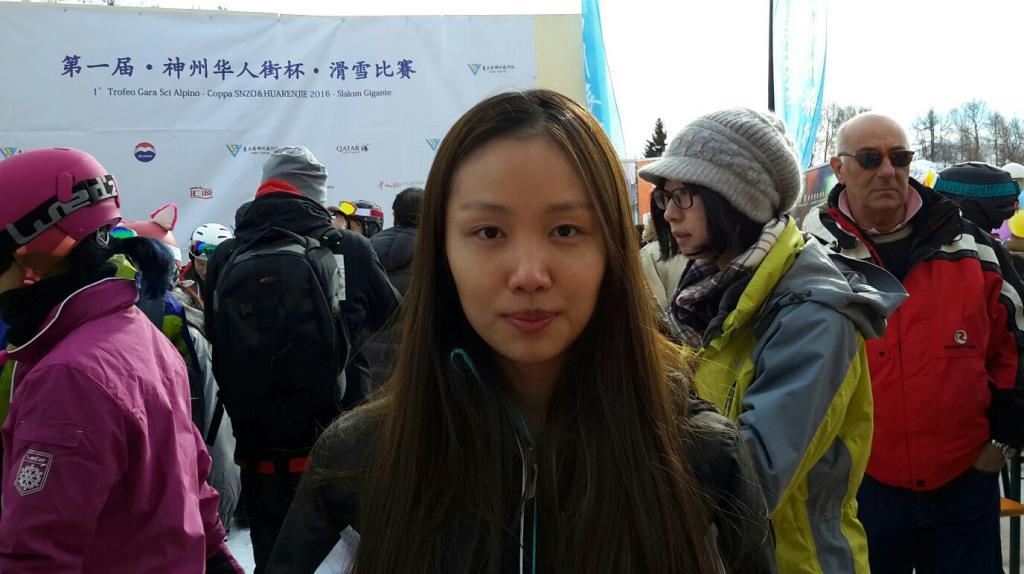 Sabrina Zhao mianmian