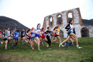 Gubbio 20-21/03/2016 Festa del Cross 2016 Campionati Italiani Individuali di corsa campestre - foto di Giancarlo Colombo/A.G.Giancarlo Colombo