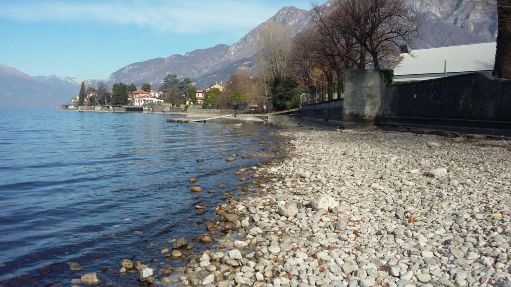lago lario siccità