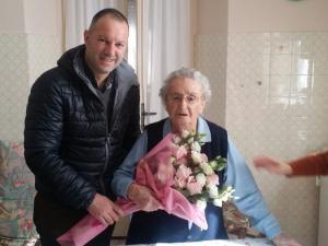 martina galperti 104 anni