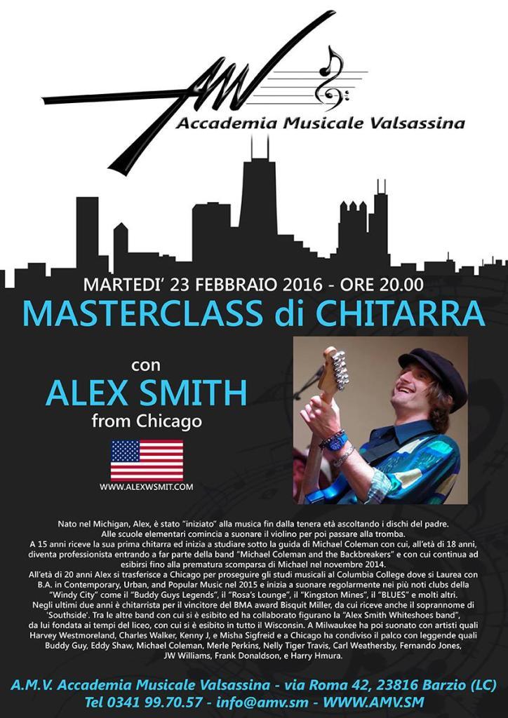 masterclass alex smith AMV