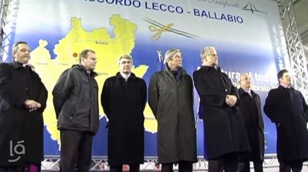 nuova lecco-ballabio inaugurazione 2006 2