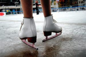 pattinAGGIO PATTINI ghiaccio