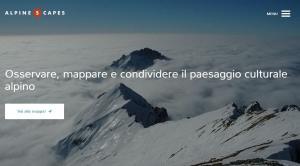 sito alpine scapes comunità montana