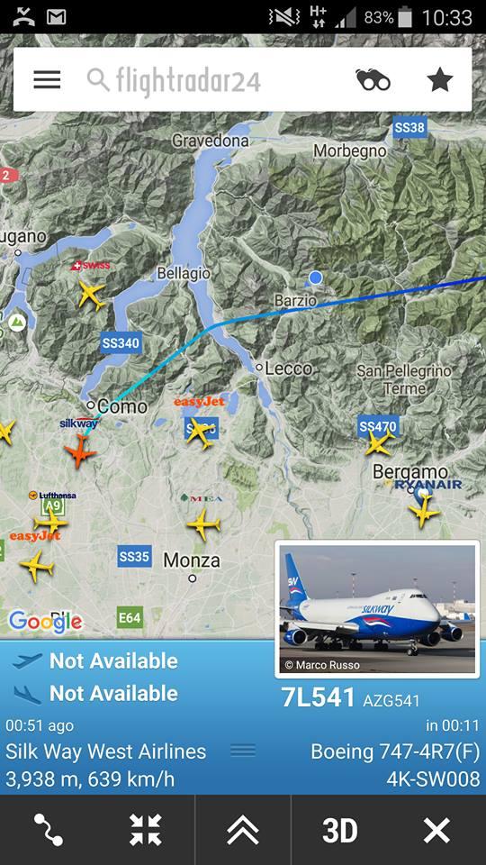PASSAGGIO 747 A BASSA QUOTA SU VALSASSINA2
