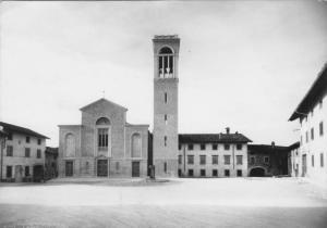 TERREMOTO chiesa distrutta
