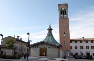 TERREMOTO la nuova chiesa