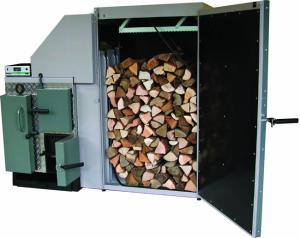 Caldaia a legna 3