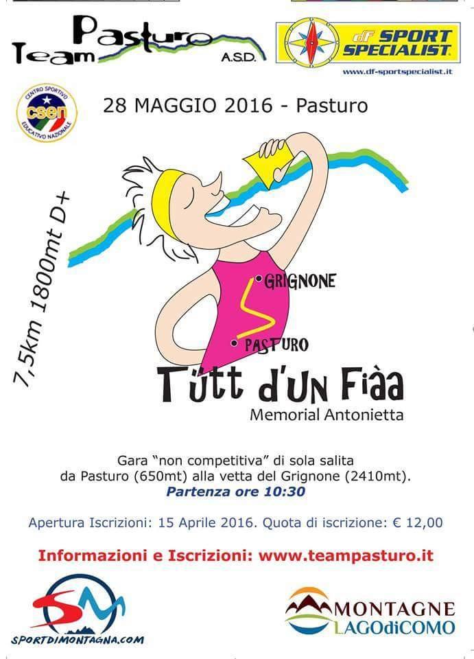 PASTURO GRIGNONE 2016