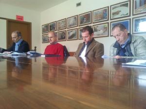 conferenza stampa comunita montana