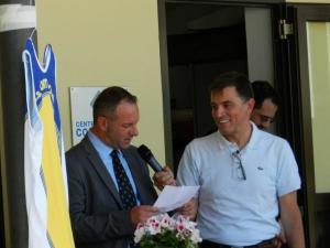 festa 45 Cortenova sindaco e presidente
