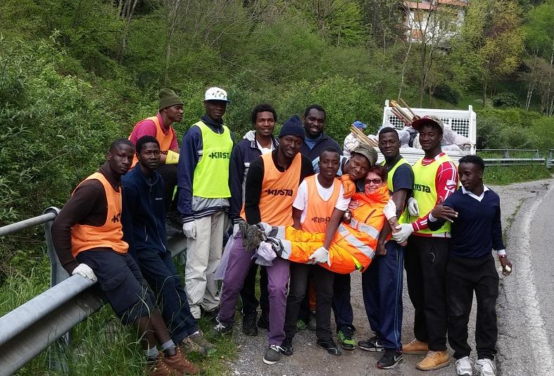 migranti 2o green day 3