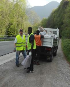 migranti green day maggio 1