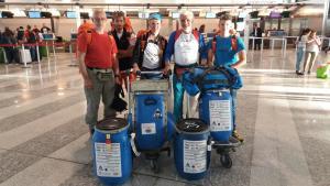 valsassina expedition himalaya aeroporto