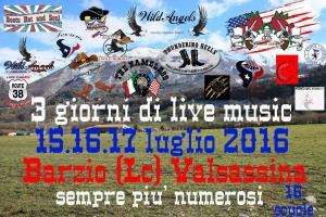 COUNTRY FESTIVAL 2016 LOCANDINA ORIZZONTALE