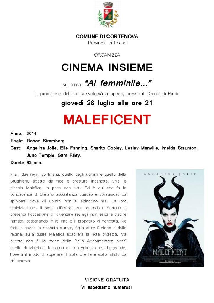 MALEFICENT v1-01
