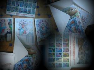 cartoline collage