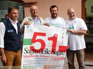 Matteo Salvini Sagra 19